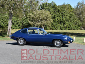 1970 Jaguar E-Type Series 2 2+2 For Sale