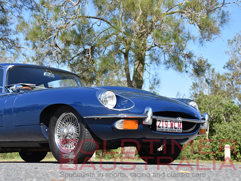 1970 Jaguar E-Type Series 2 2+2 For Sale (picture 4 of 6)
