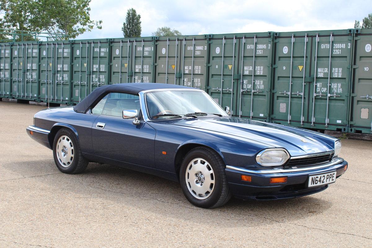 1995 Jaguar XJ6 1 former owner For Sale (picture 1 of 6)