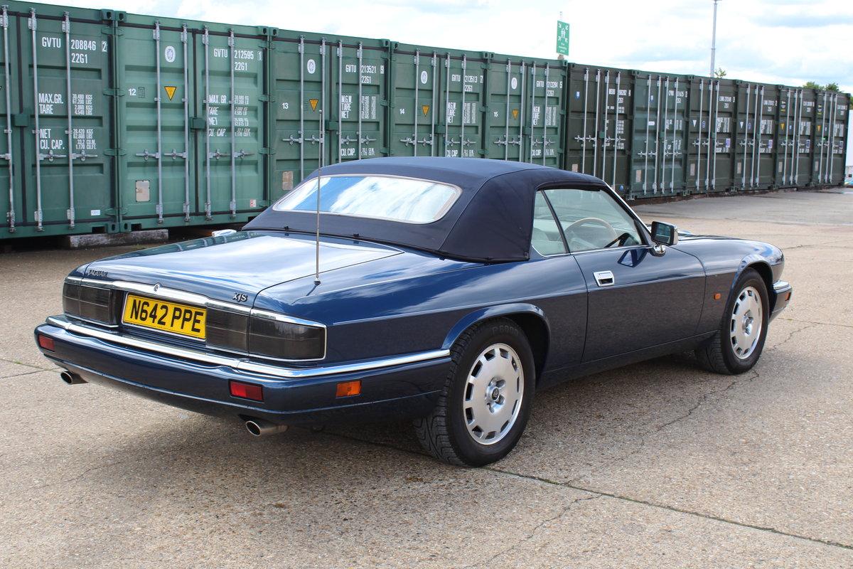 1995 Jaguar XJ6 1 former owner For Sale (picture 2 of 6)