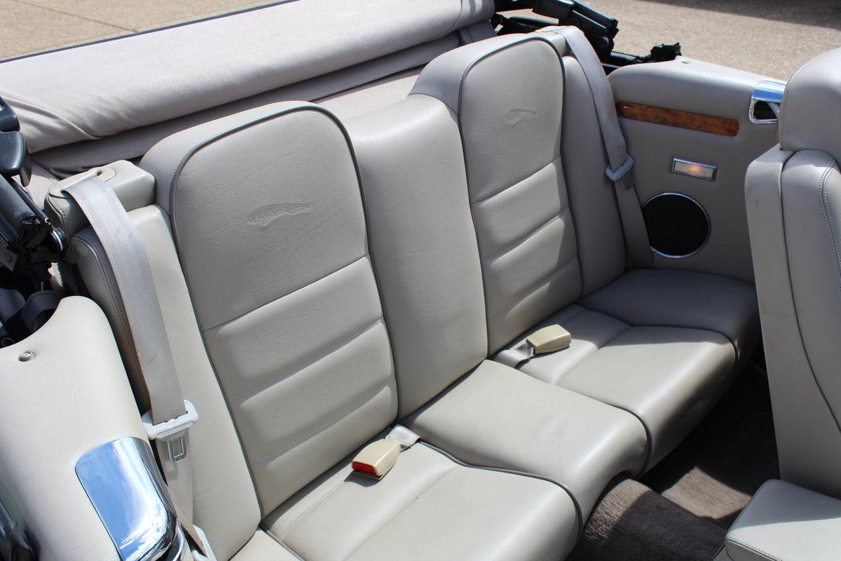 1995 Jaguar XJ6 1 former owner For Sale (picture 5 of 6)