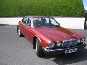 1985 Jaguar Sovereign Series 3 For Sale by Auction