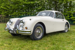 1961 Jaguar XK150S 3.4 Fixed Head Coupe For Sale by Auction