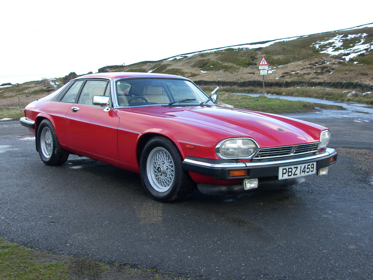 1991 Jaguar XJS For Sale (picture 3 of 6)