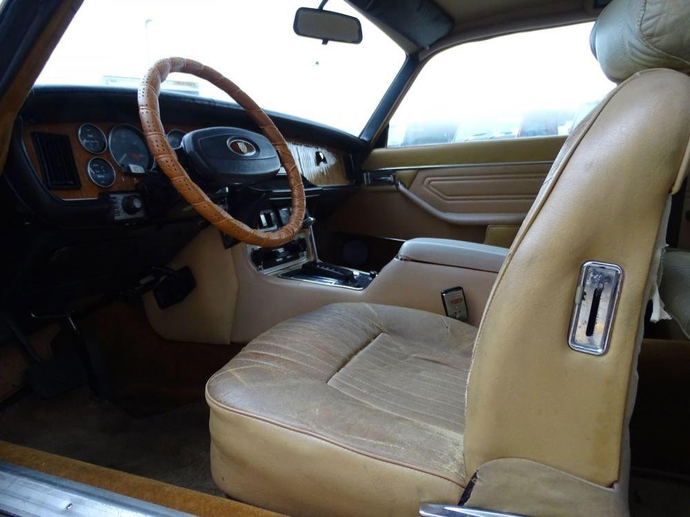 1976 Jaguar XJ6 C 4.2 Automatic SOLD (picture 5 of 6)