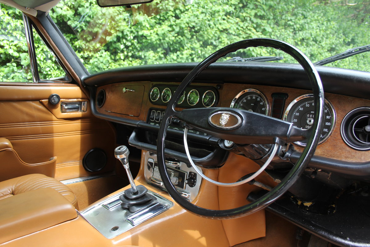 1973 Jaguar XJ6 Series I 4.2 Manual O/D For Sale (picture 6 of 12)