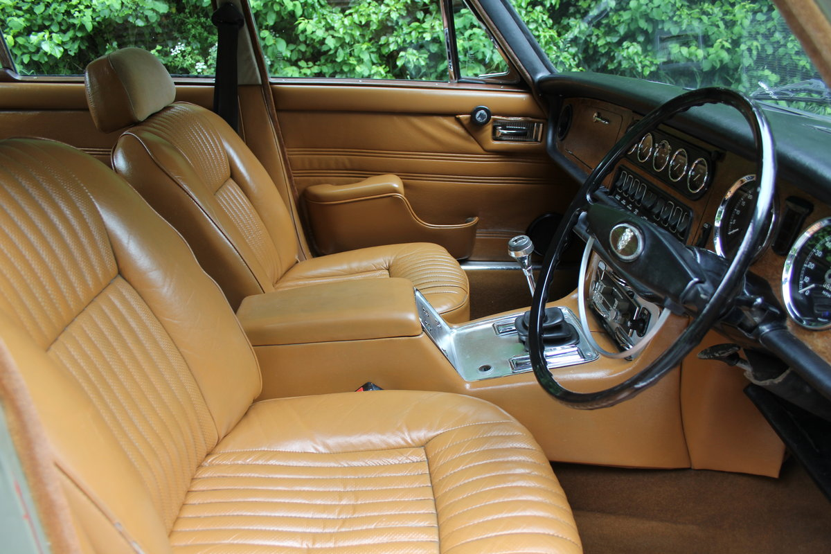 1973 Jaguar XJ6 Series I 4.2 Manual O/D For Sale (picture 7 of 12)