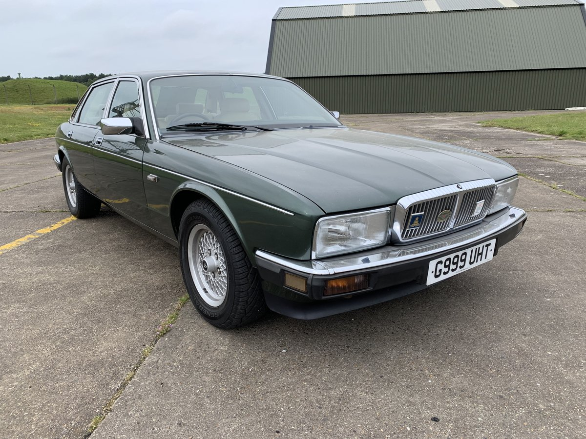 1989 Daimler XJ40 XJ6 For Sale (picture 2 of 6)