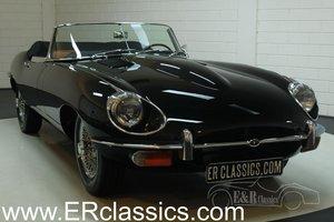 Jaguar E-Type S2 cabriolet 1969 Body-off restored For Sale