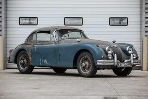 1959 Jaguar XK150S 3.4-Litre Coupe Project SOLD