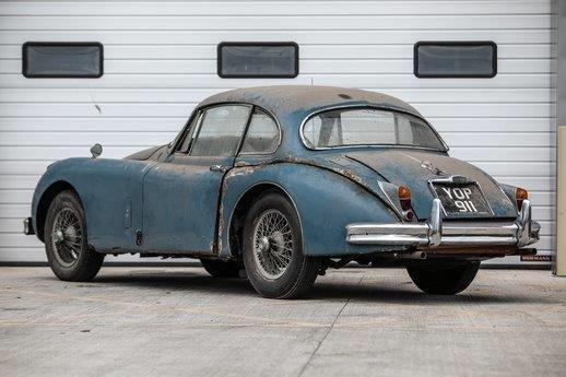 1959 Jaguar XK150S 3.4-Litre Coupe Project SOLD (picture 3 of 6)