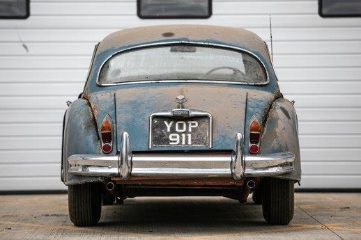 1959 Jaguar XK150S 3.4-Litre Coupe Project SOLD (picture 4 of 6)