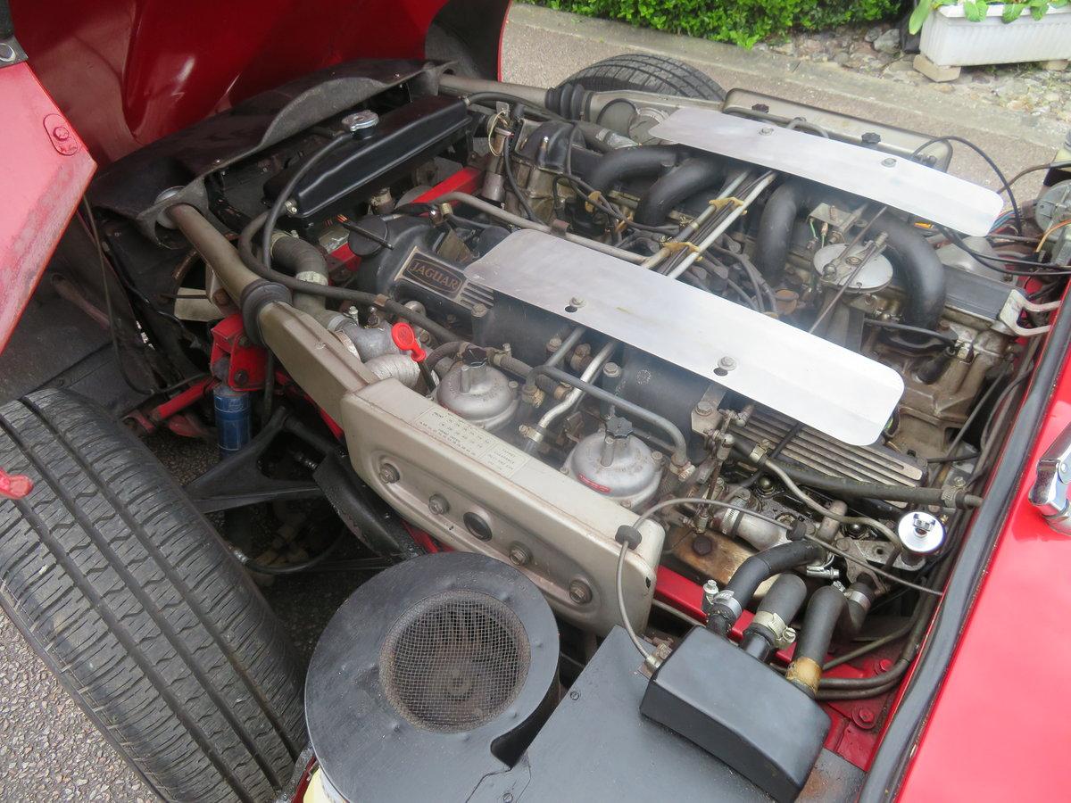 1971 Jaguar E-Type Series  3, V12, Roadster For Sale (picture 1 of 5)