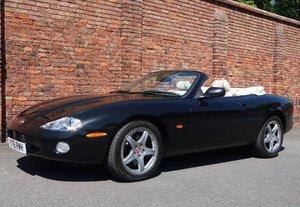 2001 Jaguar XKR 4.0 V8 Convertible at ACA 15th June For Sale
