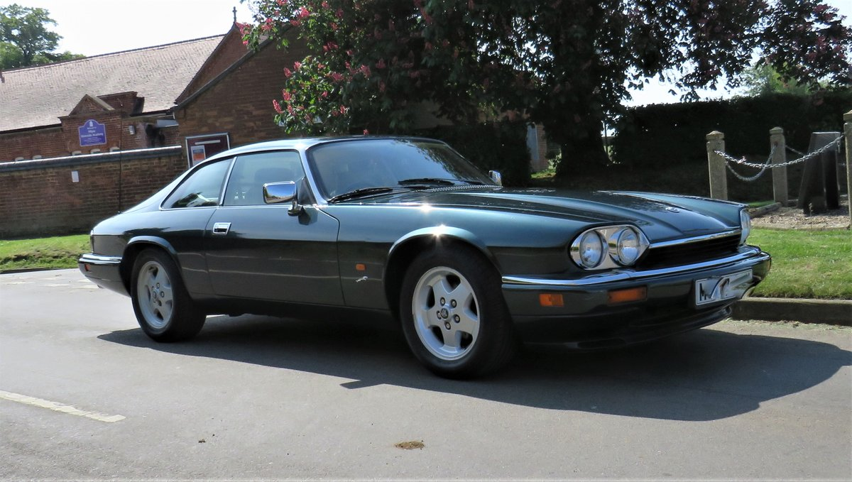 jaguar xjs 4 L coupe 1994 SOLD (picture 1 of 6)