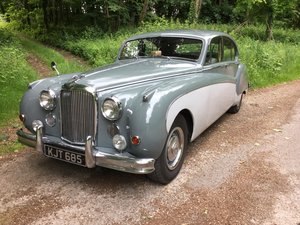 1960 Jaguar Mk IX For Sale