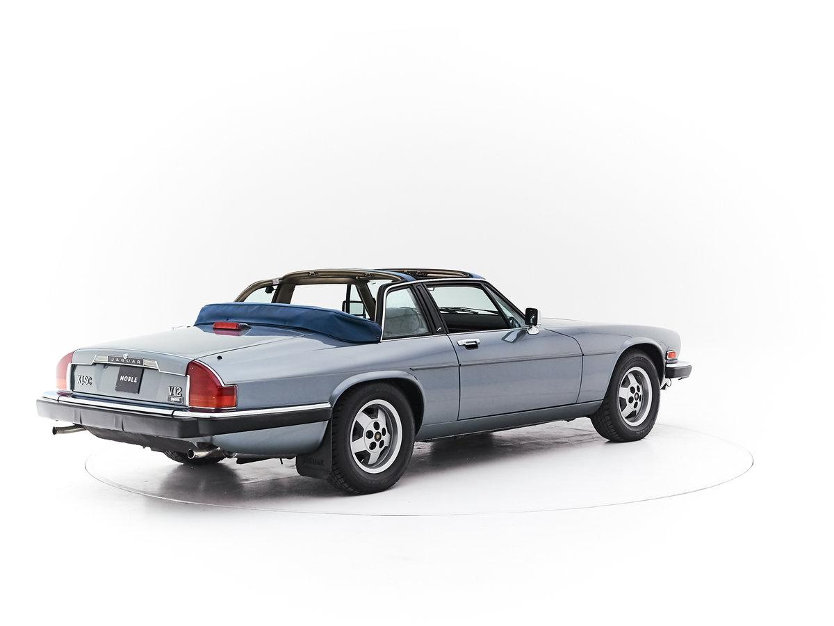 1988 JAGUAR XJSC V12 For Sale by Auction (picture 2 of 6)