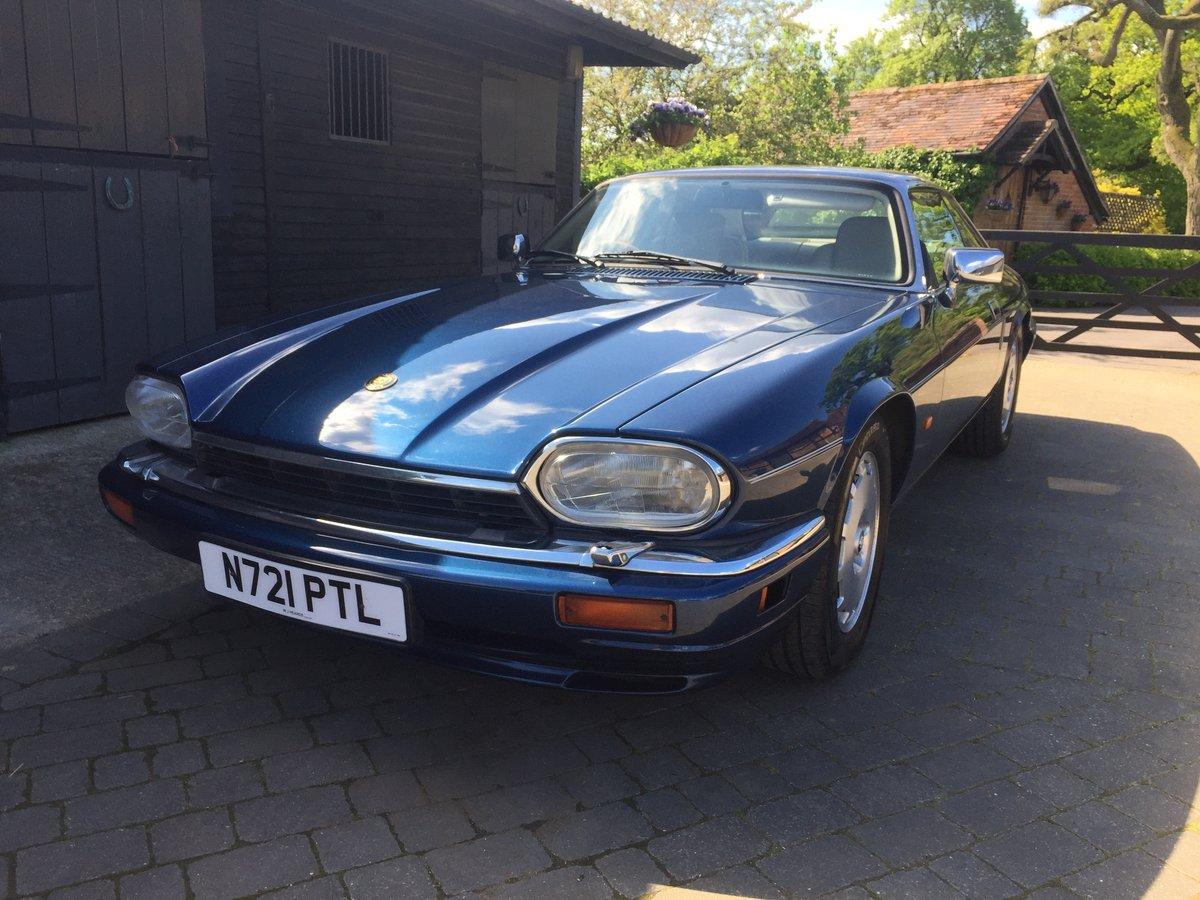 1995 Jaguar XJS Celebration  For Sale (picture 1 of 3)