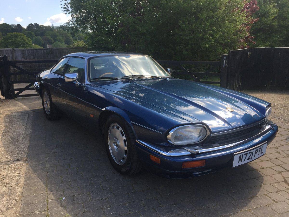 1995 Jaguar XJS Celebration  For Sale (picture 2 of 3)