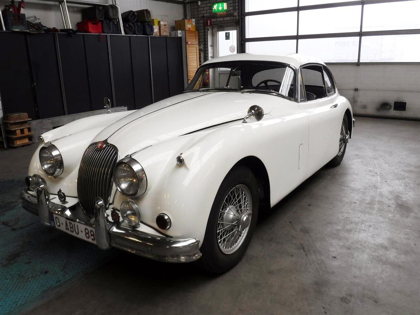 1958 Jaguar XK 150 coupe '58 For Sale (picture 1 of 6)