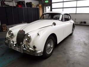 1958 Jaguar XK 150 coupe '58 For Sale