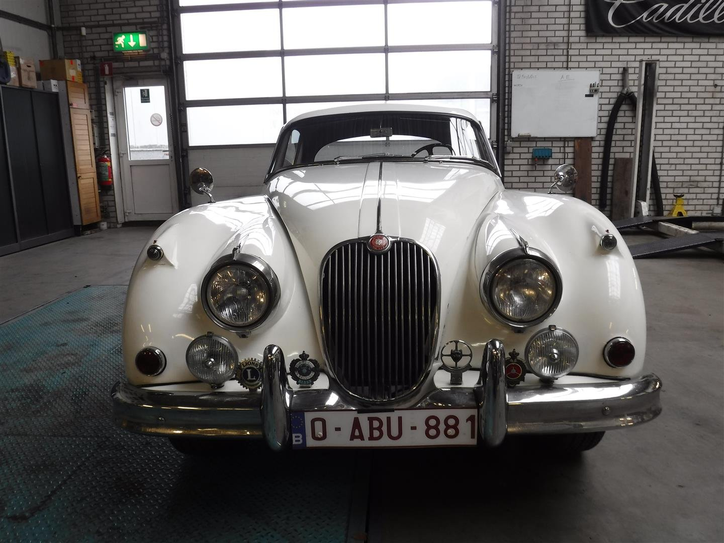 1958 Jaguar XK 150 coupe '58 For Sale (picture 2 of 6)
