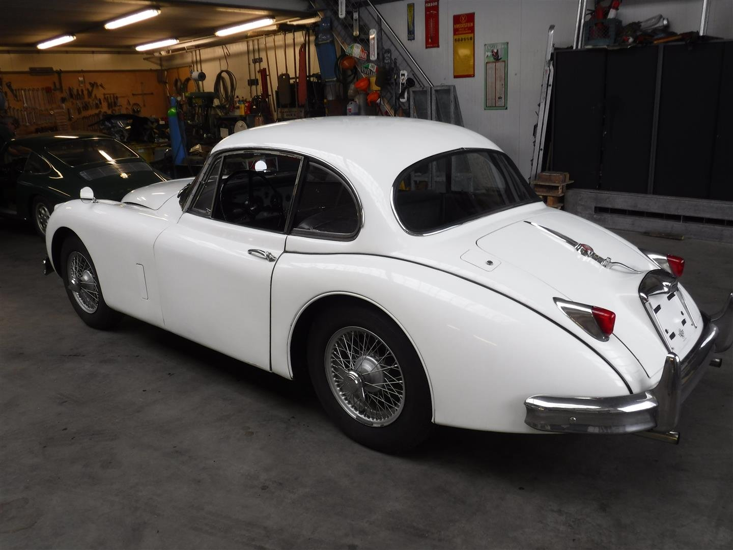 1958 Jaguar XK 150 coupe '58 For Sale (picture 3 of 6)