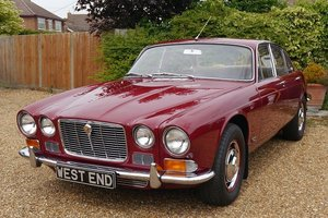 Jaguar XJ6 Ser 1 4.2 1969 Stunning Original Example 42,000 M For Sale