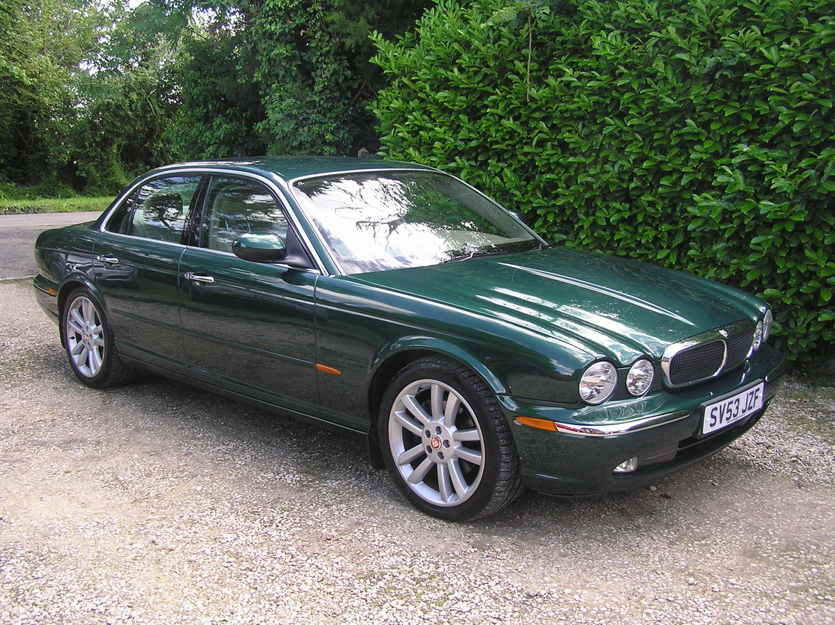 2003 jaguar xj6 3.0se auto For Sale (picture 1 of 6)