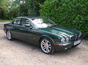 2003 jaguar xj6 3.0se auto For Sale