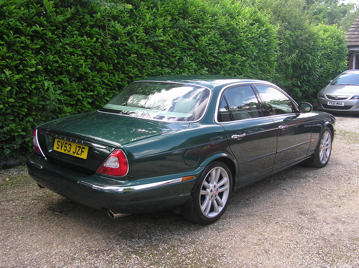 2003 jaguar xj6 3.0se auto For Sale (picture 2 of 6)