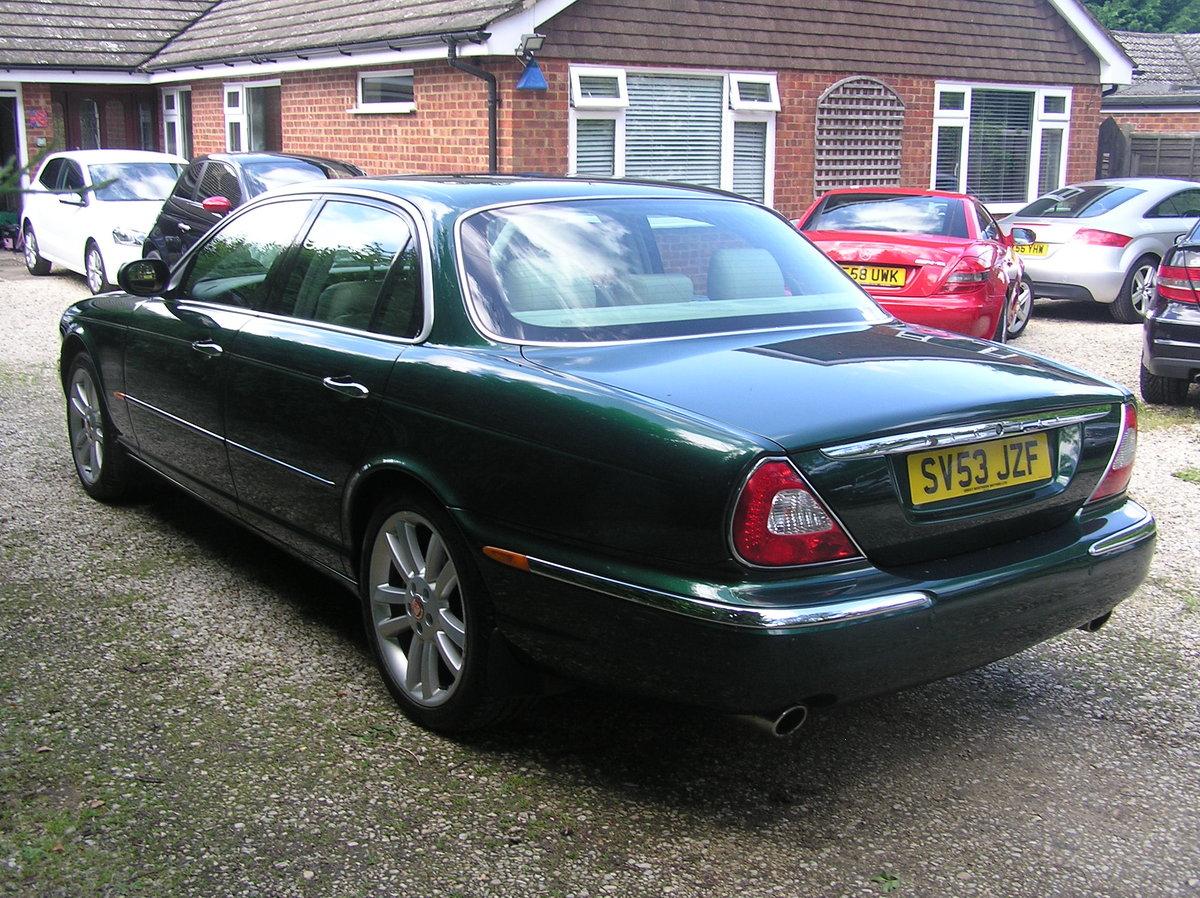 2003 jaguar xj6 3.0se auto For Sale (picture 3 of 6)
