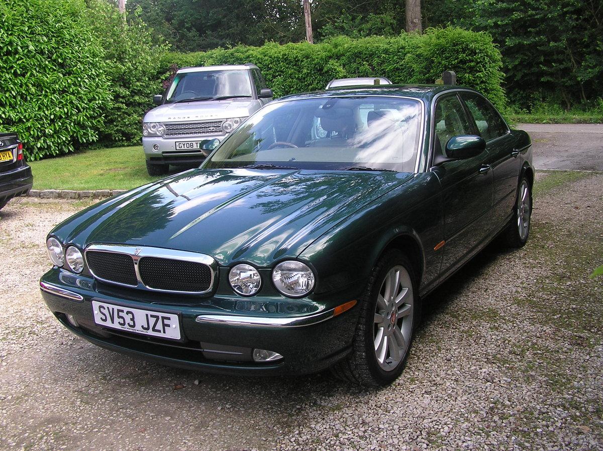 2003 jaguar xj6 3.0se auto For Sale (picture 4 of 6)