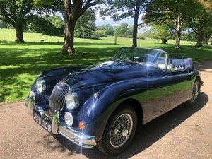 1960 Jaguar XK150 Convertible  For Sale