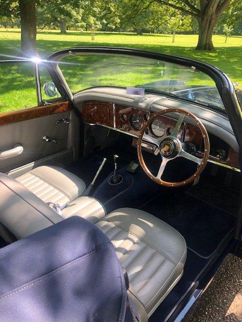 1960 Jaguar XK150 Convertible  SOLD (picture 3 of 6)