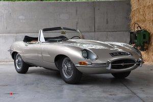 1967 Jaguar E-type Series 1 4.2 LHD OTS For Sale