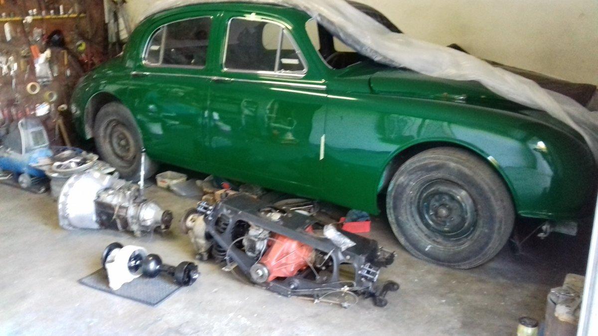 1970 Jaguar 420 G  For Sale (picture 1 of 5)