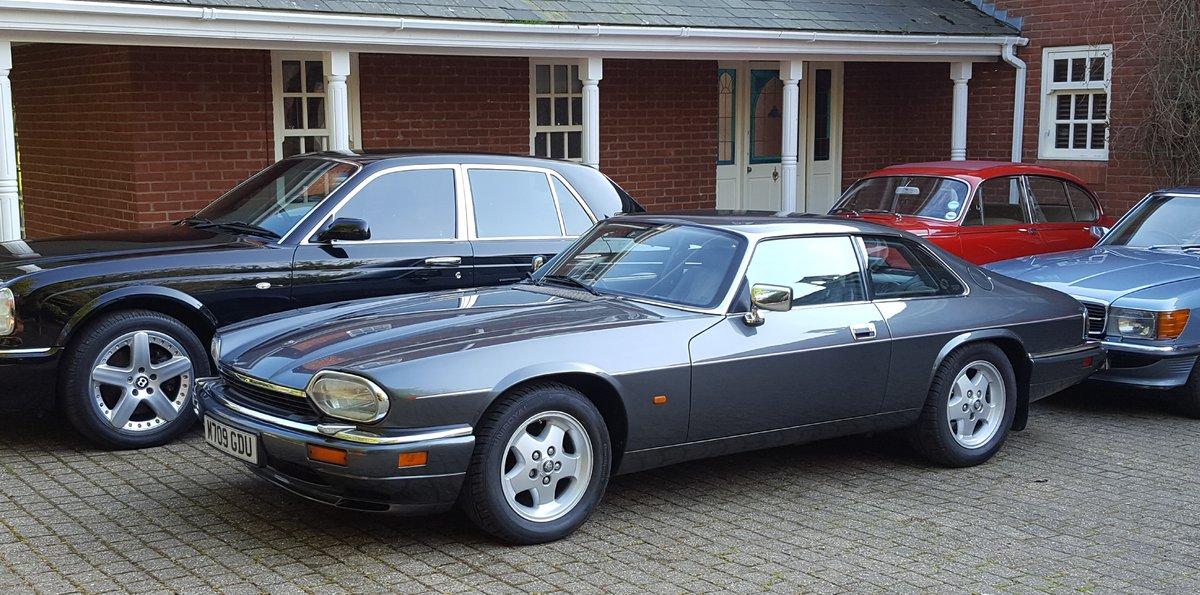 1995 Jaguar XJS LOW MILEAGE 1994  For Sale (picture 1 of 2)