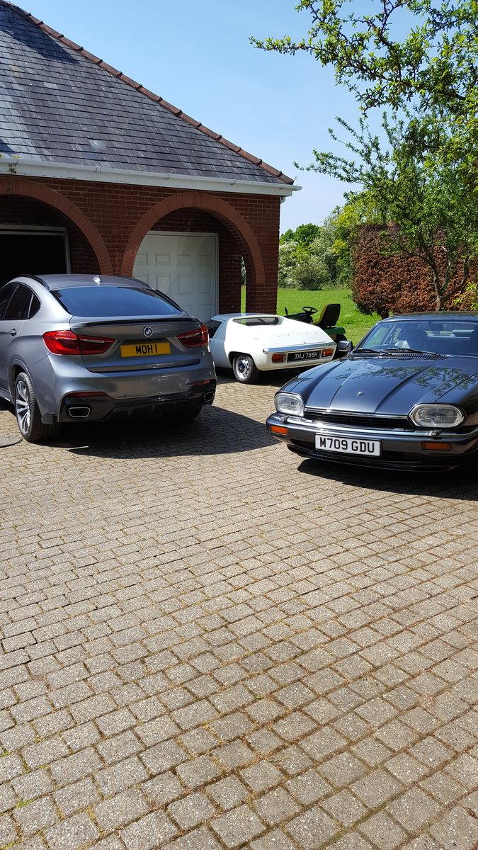 1995 Jaguar XJS LOW MILEAGE 1994  For Sale (picture 2 of 2)