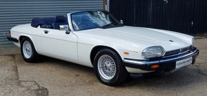 1991 Simply Stunning XJS V12 Convertible - ONLY 25,000 Miles For Sale