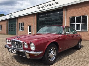 1975 Jaguar XJ12L Series 2 (LHD) For Sale