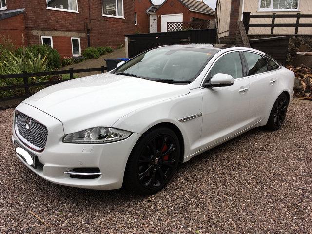 Jaguar XJ Premium Luxury 2011 For Sale (picture 1 of 5)