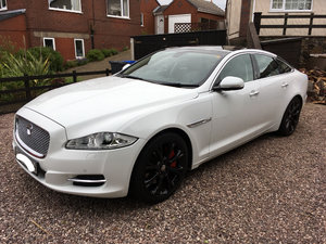 Jaguar XJ Premium Luxury 2011
