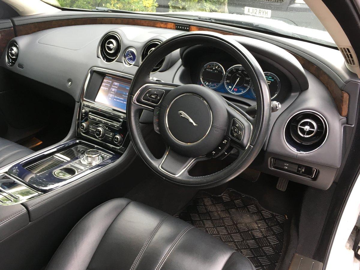 Jaguar XJ Premium Luxury 2011 For Sale (picture 4 of 5)