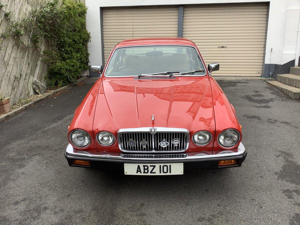 1981 Jaguar XJ6 SOLD | Car and Classic