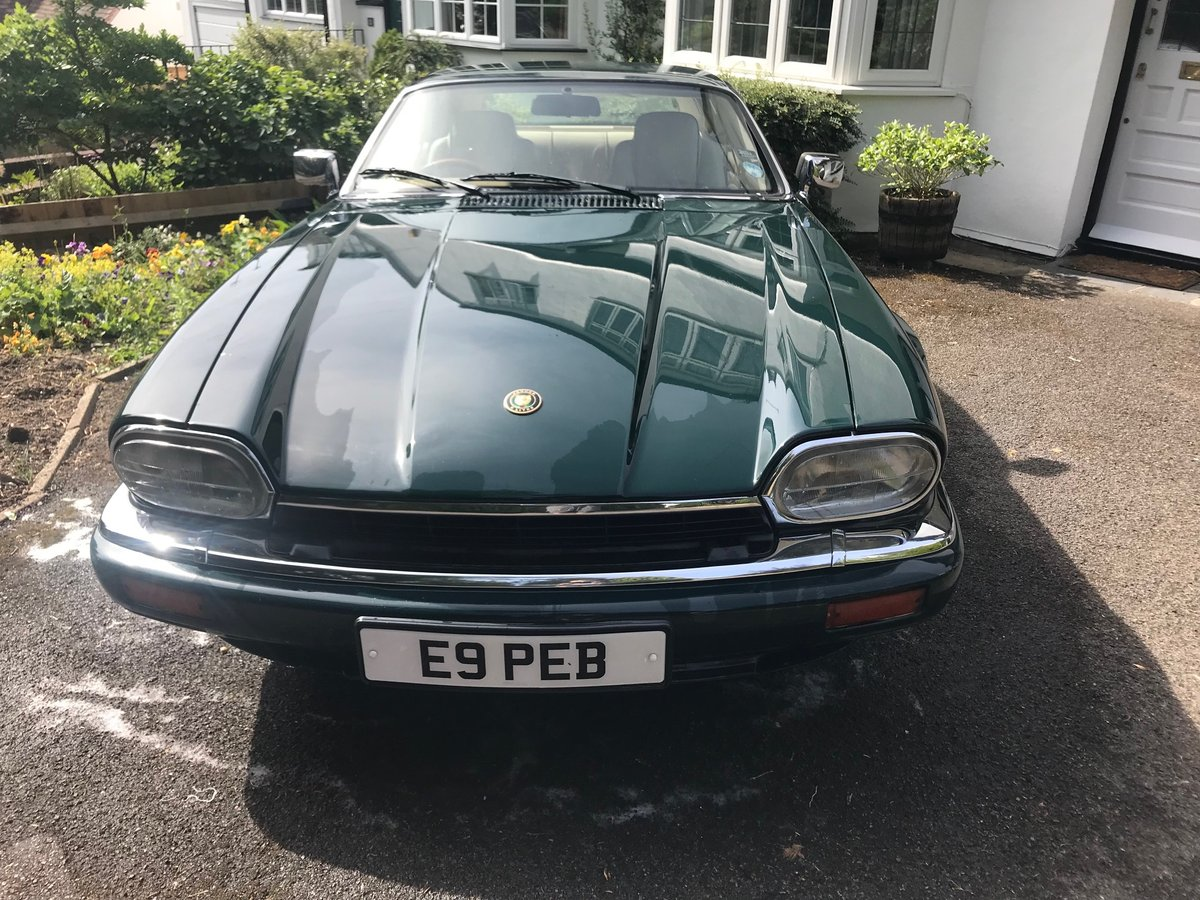 1995 Low Mileage XJS Celebration For Sale For Sale (picture 1 of 6)