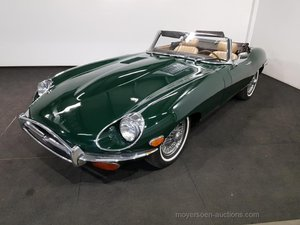 Jaguar E-type Cabrio 1970  For Sale by Auction