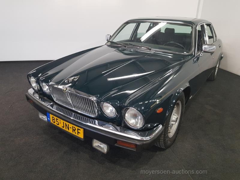 Jaguar XJ12 1991  For Sale by Auction (picture 1 of 6)
