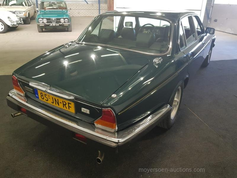 Jaguar XJ12 1991  For Sale by Auction (picture 3 of 6)