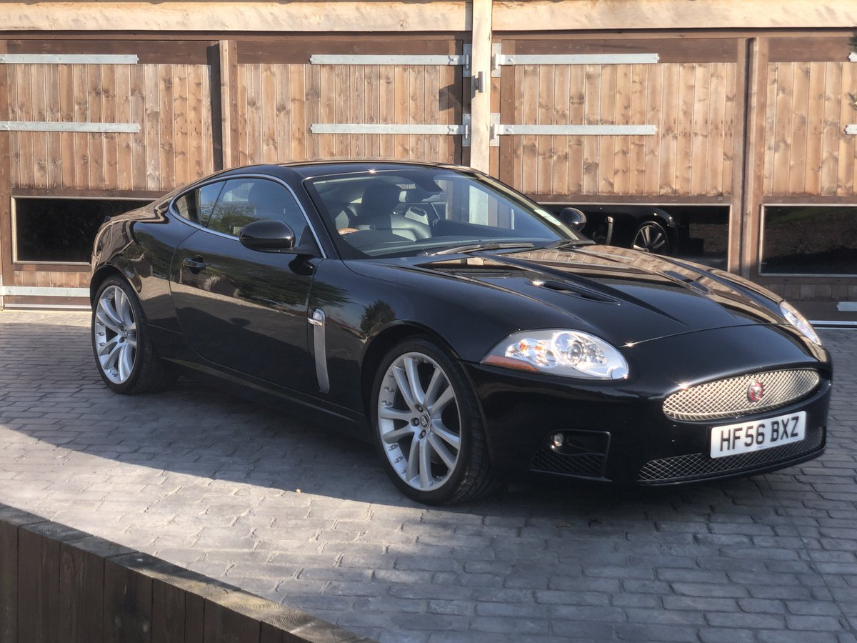 2007 Jaguar XKR Coupe 4.2 Supercharger ****FJSH**** For Sale (picture 1 of 6)